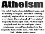 White Magic - Atheism