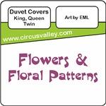 Flower Duvet Covers