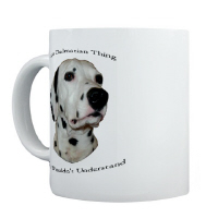 It's a Dalmatian Thing...