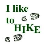 I like to Hike