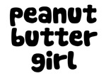 Peanut Butter Girl