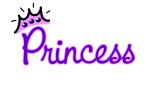 Tiara and Princess