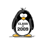 Class of 2009 Penguin