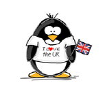 UK Penguin