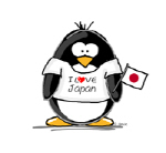 Japan Penguin