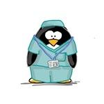 Operating Room Penguin