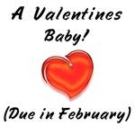 Valentines baby