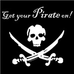 Get your pirate on