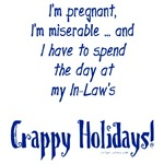 Pregnant, miserable, at in-laws