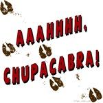 Ahh, chupacabra! Goat sucker
