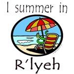 I summer in R'lyeh