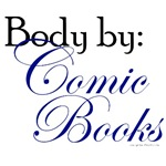 Body by comic books