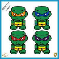 Ninja Turtle Bots