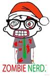 Zombie Nerd. Holiday