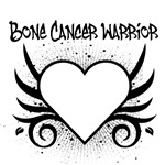 Bone Cancer Warrior Tattoo Shirts & Gifts