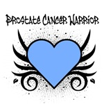 Prostate Cancer Warrior Tattoo Shirts &amp; Gifts