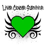 Liver Cancer Survivor Tattoo Shirts & Gifts