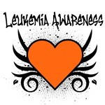 Leukemia Awareness Tattoo Shirts & Gifts