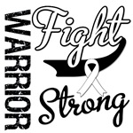 Lung Cancer Warrior Fight Strong Shirts & Gifts
