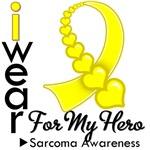 Sarcoma Hero Shirts & Gifts