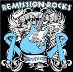Remission Rocks Prostate Cancer Shirts