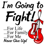 I am Going To Fight Blood Cancer Shirts