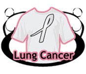Lung Cancer Shirts, Gifts, & Clothing