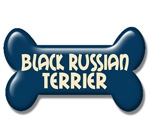 Black Russian Terrier Gifts and Tees
