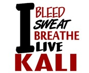 Bleed Sweat Breathe Kali