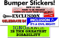 Bumper Stickers with Attitude!