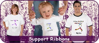 Support Ribbons for a Cause