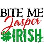 Bite Me Jasper - I'm Irish