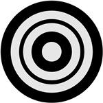 Kyudo target