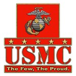 USMC The Few, The Proud