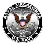 USN Naval Aircrewman Eagle AW