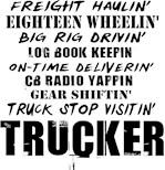 Freight Haulin' Trucker