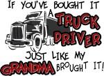 A Truck Driver Like My Grandma