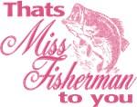 Miss Fisherman