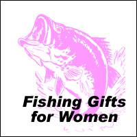 Fisherwomen T-shirts & Gifts - for the Women!