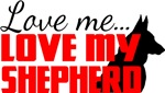 Love Me, Love My Shepherd