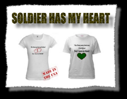 SOLDIER HAS MY HEART