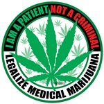 Patient NOT Criminal