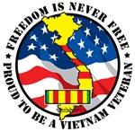 Vietnam Freedom Is Never Free