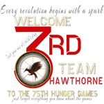 3rd Quarter Quell Team Hawthorne