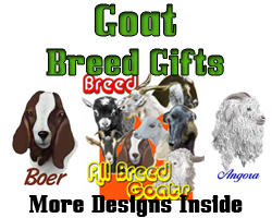 Goats by Breed