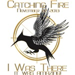 Mockingjay I was There Catching Fire