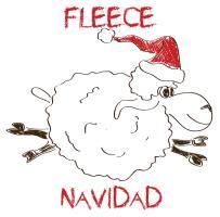 Fleece Navidad Sheep