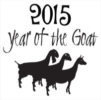 Year of the Goat Dairy Goats