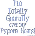 Totally Goatally Pygora Goat