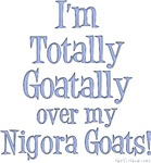 Totally Goatally Nigora Goat